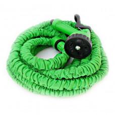 Шланг поливочный Magic Hose 7.5 м Зеленый