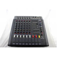 Аудиомикшер BT 608D (6 каналов)