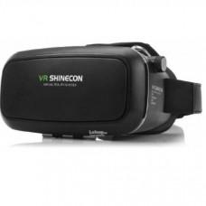 3D очки виртуальной реальности VR BOX SHINECON + пульт Черные (A671970389)