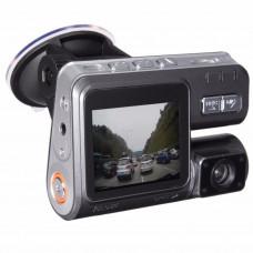 Видеорегистратор DVR i1000 HD 1920*1080 G-сенсор Аккумулятор Встроенный