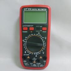 Цифровой Профессиональный мультиметр UT 61A тестер вольтметр + термопара