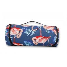 Водонепроницаемый коврик для пикника Фламинго