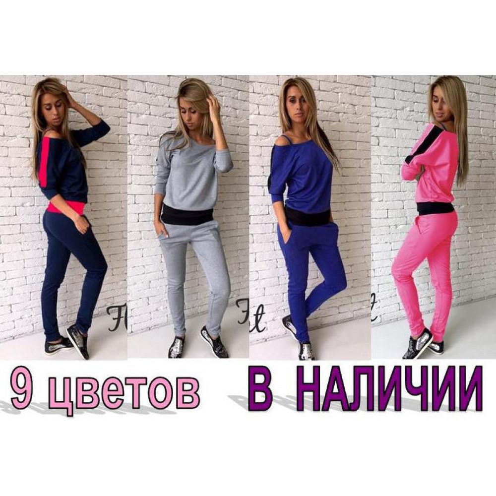 """Спортивный костюм женский """"Gold Star""""код: 716"""