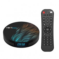 Смарт ТВ приставка VONTAR HK1 Max 4/128Gb