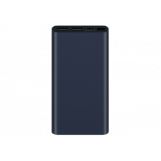 Беспроводной портативный аккумулятор Power bank Xiaomi Mi 2S 10000mAh black, Оригинал