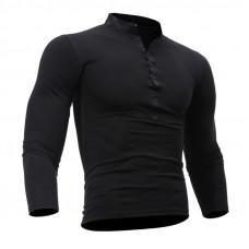 Кофта, свитер, свитшот 3 цвета ( черный) код 79