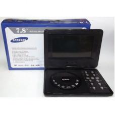 Портативный DVD плеер LG DA-778 7 дюймов TV/USB/SD
