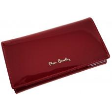 Роскошный женский кошелек Pierre Cardin Франция кожа код 317