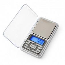 Электронные цифровые карманные весы ювелирные Pocket Scale MH-500 (MH500)