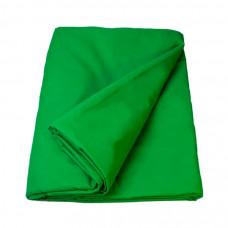 Фон тканевый зеленый для фотостудии 1.5х3 м Chromakey (up0200)