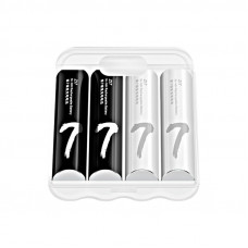 Аккумуляторная батарея черная Xiaomi ZMI AAA ZI7 750 мА*ч 4 шт.