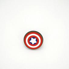 Освежитель Marvel AIR Fresh для автомобиля на клипсе Первый мститель: Щит Капитана Америка (hub_nojr67686)