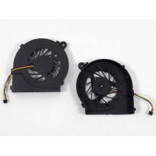 Вентилятор для ноутбука HP PAVILION 4-pin Черный (FAN-HP-G6/G4)