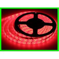 LED Ленты (5050) Red - Красный длинна 5 метров Лед (ВидеоОбзор)
