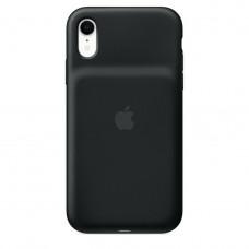 Чехол-аккумулятор Apple iPhone XR Smart Battery Case Black (MU7M2)