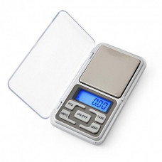 Электронные цифровые карманные весы ювелирные Pocket Scale MH-100 (MH100)