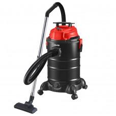 Пылесос DMS 4in1 1800 Вт промышленный/многоцелевой/контейнер 30 л Черный с красным (4251362403008)