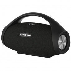 Портативная Bluetooth колонка акустическая с ручкой Hopestar H32 Black Original (H2549BO)