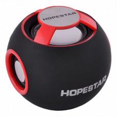Мини динамик HOPESTAR H46 / MP3/ bluetooth / SD / FM Черный (200472)