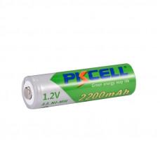 Аккумулятор Pkcell Ni-MH AA 2200 мАч (AJ_PLC_06)