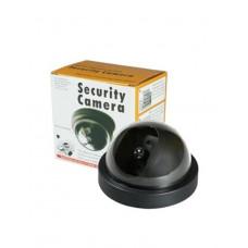 Купольная камера муляж видеонаблюдения с LED диодом (af10)