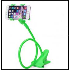 Гибкий Холдер штатив для телефона ALISTOR V90  Зелёный  80см