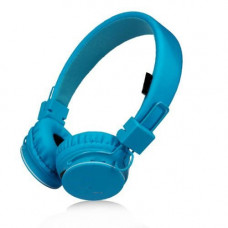 Беспроводные наушники bluetooth MDR X2 microSD Blue (007259)