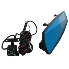 Зеркало-видеорегистратор DVRs Mirror на две камеры (123712301)