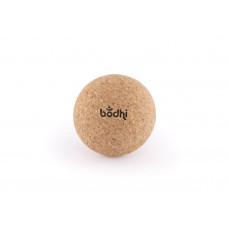 Массажный мячик Bodhi Cork Бежевый (20191)
