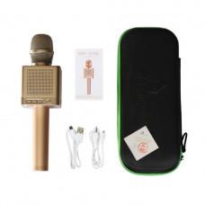 Караоке микрофон MicGeek Q10s Золотистый (121)