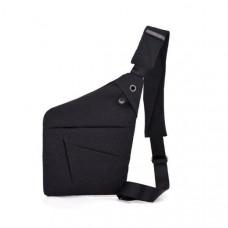 Сумка-мессенджер через плечо 2Life Crossbody Темно-серый (nr1-100)