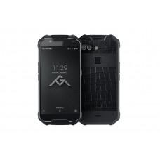 AGM X2 SE 6/64Gb black leather