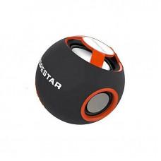 Портативная Bluetooth колонка мини динамик MP3/SD/FM Hopestar H46 Orange (111281)