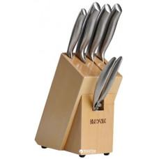 Набор кухонных ножей Xiaomi Huo Hou Martial Steel Knife из 6 предметов