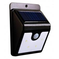 Светодиодный навесной фонарь на солнечной батарее с датчиком движения Ever Brite 4 LED (609-20)