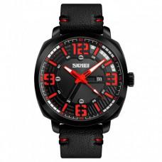 Спортивные часы Skmei 1351 красные водонепроницаемый (5АТМ)