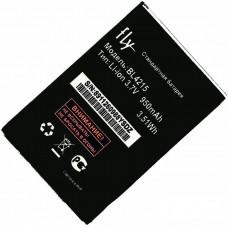 Аккумулятор для мобильного телефона черный Fly BL4215 (950mAh)
