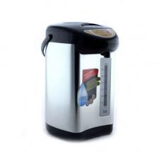 Электрочайник термос термопот Domotec MS 5L 5 л Черно-серый (006932)