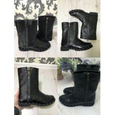 Кожаные демисезонные ботинки! Размеры 36-41