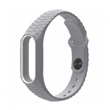 Ремешок Mi Fit Flex для Xiaomi Mi Band 2 OLED Grey (nri-818)