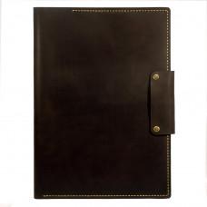 Рабочая папка - портфель для докуменов Anchor Stuff А4 Коричневая (as150101-0)