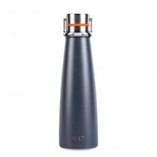 Термос серый Xiaomi Kiss Kiss Fish (KKF) Vacuum Cup  (475 мл, Dark Grey)