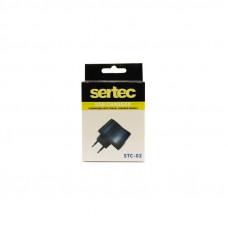 ЗАРЯДНОЕ УСТРОЙСТВО USB 0,85А SERTEC STC-02