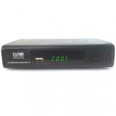 Телевизионный цифровой ресивер SET TOP BOX DVB-Т2 (tdx0000254)