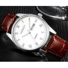 Часы наручные Fngeen белые Число - день ФлуоресцентныеВодонепроницаемые 2109