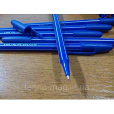 Ручка синяя шариковая 555