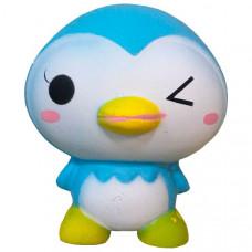 Мягкая игрушка антистресс Сквиши Пингвин Squishy с запахом Голубой (tdx0000322)