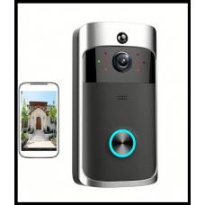 Дверной видеозвонок  KSW DB01, WI-FI, датчик движения