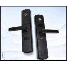 Дверной биометрический замок с отпечатком пальца  BestryGlobal 2021