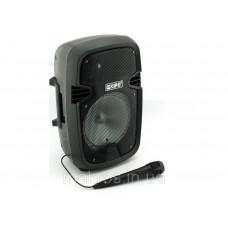 Акустическая колонка-чемодан KIPO KB-Q5 20W, FM MP3 , блютуз